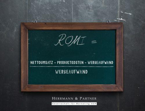 Messbares Marketing mit ROMI und TOMI